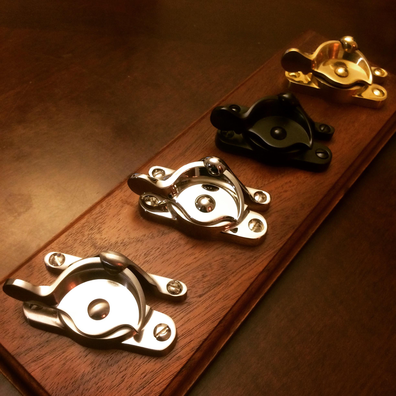 Brass Window Sash Locks