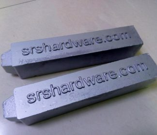 SRS Hardware Stackable Lead Weights