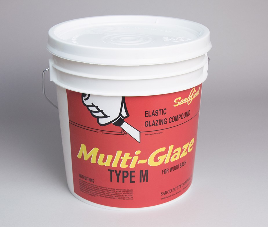 Sarco Glazing Putty