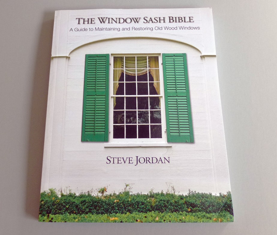 Window Sash Restoration and Repair Books