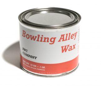 BAW Bowling Alley Wax